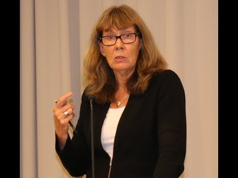 Barbro Köhler Krantz - Health and safety in Sweden