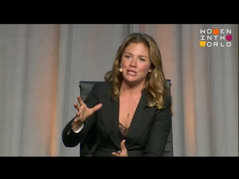 """Video: Gender inequality means we need a new """"normal,"""" says Sophie Grégoire Trudeau"""