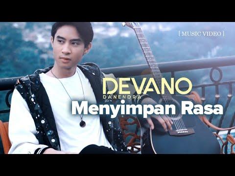 Devano Danendra - Menyimpan Rasa (Official Music Video)