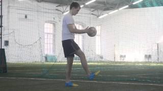 Арсений Клементьев | Видеоблог о фристайле | Удержание мяча на ноге