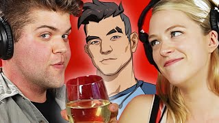 "Drunk Single People Find Dates In ""Dream Daddy"""