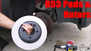 homepage tile video photo for R53 Mini Cooper S Brake Upgrades (Part 1 of 3)