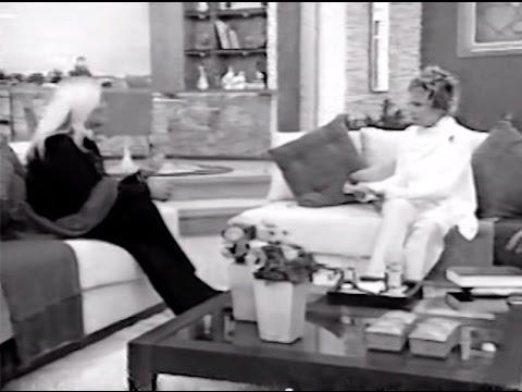 Carmem Tiepolo no Programa Mais Você apresentado por Ana Maria Braga