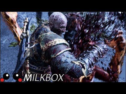 God of War 4   All Brutal Kills and Finisher Moves