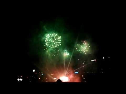 Australia Day Fireworks 2012 - Visit Australia