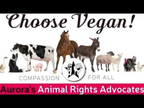 Support Aurora's Animal Rights Advocates