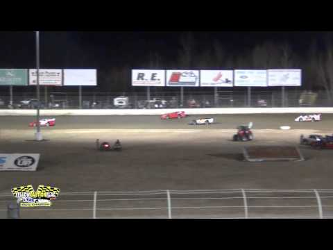 SUPER LATE MODEL FEATURE THE MAG 030114
