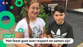 Sara (11) viert het Suikerfeest: vrij van school, zoete hapjes en cadeautjes