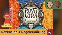 Nova Luna - Brettspiel - Review und Regelerklärung