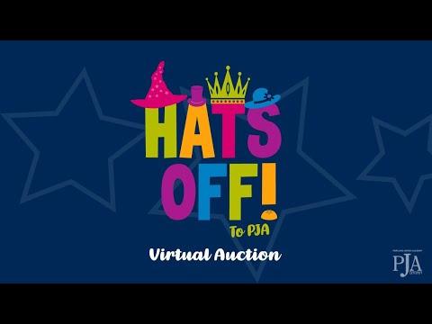 Hats Off! To Portland Jewish Academy: Virtual Auction 2020