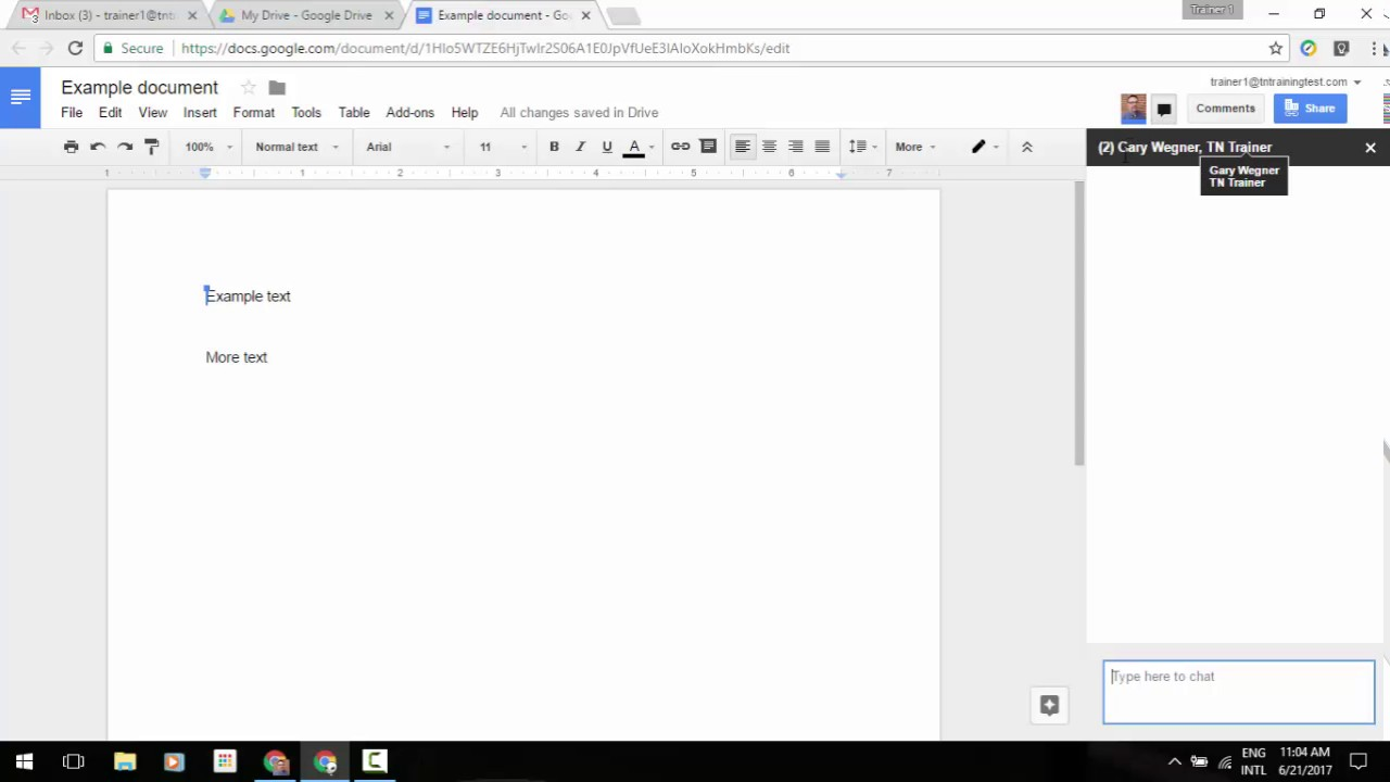 Upcoming change to chat in Google Docs, Sheets, and Slides