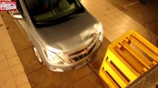 Arcap: «Страховой» Краш-Тест Chevrolet Cobalt На Скорости 15 Км/Ч