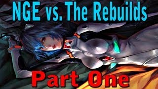 Neon Genesis Evangelion vs. The Rebuild of Evangelion - Part One: Neon Genesis Evangelion (1/3)