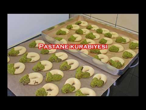 Pastane kurabiyesi / bayatlamayan kurabiye
