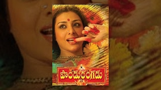 Pandurangadu | Full Length Telugu Movie | Balakrishna, Sneha, Tabu
