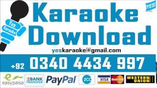 Jane Tamanna Khat hai Tumhara   Ahmed Rushdi   Pakistani Karaoke Mp3