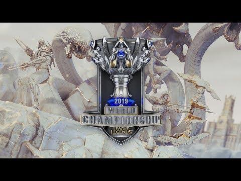 2019 World Championship Draw Show