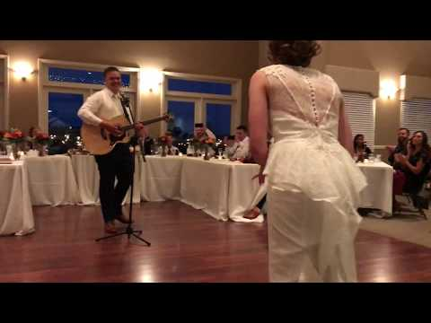 I Stopped Our First Dance (Everlong) To Sing To My Wife