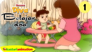 Belajar Doa bersama Diva Full Video #1 - Kastari Animation Official