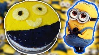 Przepis na ciasto MINIONEK