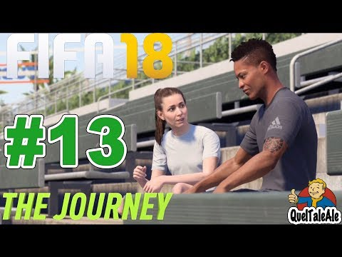 Fifa 18 - Gameplay ITA - The Journey #13 - Alex torna in campo