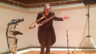 "Elias Faingersh at the Berlin Philharmonic ""The Idea of North"""