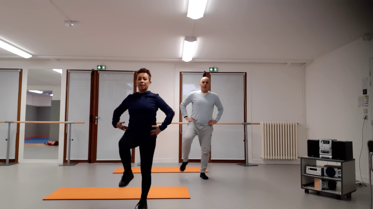 Duo sportif : renforcement musculaire