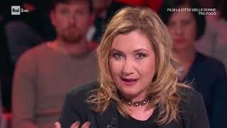 Serena bortone, giornalista e conduttrice televisiva, racconta delle differenze dei ceti sociali nella scuole di roma.la puntata integrale su raiplay https:/...