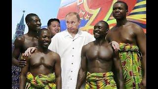 """""""Великий геополитик"""" - Путин нашел для России нового союзника из Африки"""