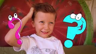 Лёва и весёлая детская история про монстра под кроватью
