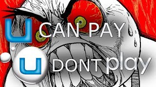 UPLAY UŽ NENÍ VTIP (YOU DONT PLAY PROOF)