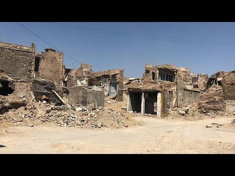 عامان على تطهير الموصل من داعش.. مدينة تنتظر بعث الروح فيها من جديد…  - 16:54-2019 / 7 / 10