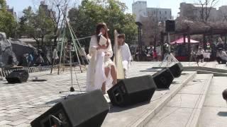 2017年3月12日 みんなともだちtunagariフェスティバル ライブステージの...