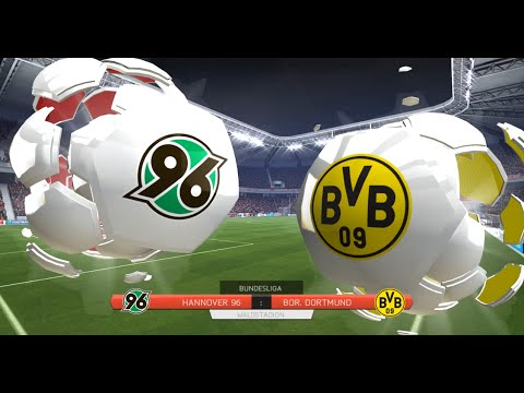 Fifa 14 BVB Karriere |Tore in Hannover| #135-Let's Play Fifa 14 [Deutsch!HD!FIFA!]