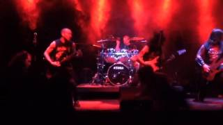 "SENTIENCE - ""Blood Rot"" Live at NIHIL Gallery (10/17/15)"