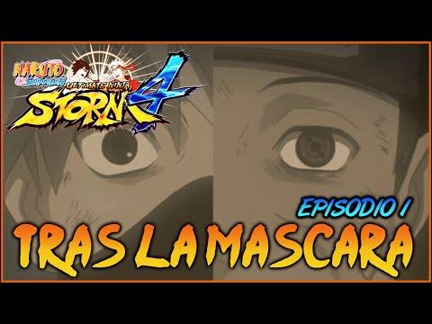 "NARUTO SHIPPUDEN ULTIMATE NINJA STORM 4 PC | ""TRAS LA MASCARA"" | EP 1 | CUSTEM"