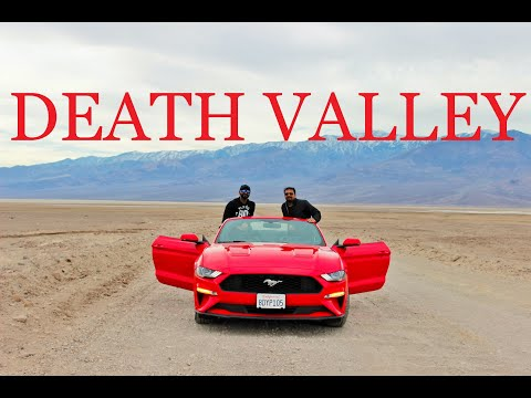 Las Vegas To Death Valley / 1 Day Road Trip / Best Places To Stop / Death Valley 1 Day #GGContest