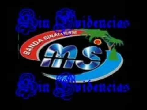Banda Ms - Sin Evidencias.flv