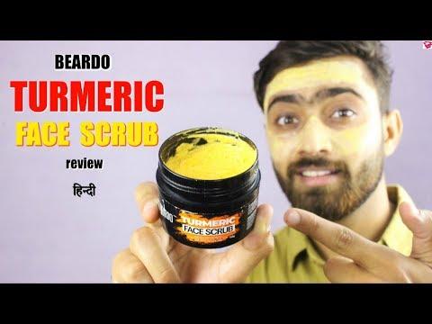 beardo-turmeric-face-scrub-review-|-qualitymantra