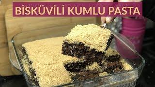 Bisküvili Kumlu Pasta Tarifi - Naciye Kesici - Yemek Tarifleri
