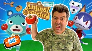 TOTAKEKE DEFRAUDA!! a mi ISLA? de Animal Crossing | Por Fin en mi ISLA