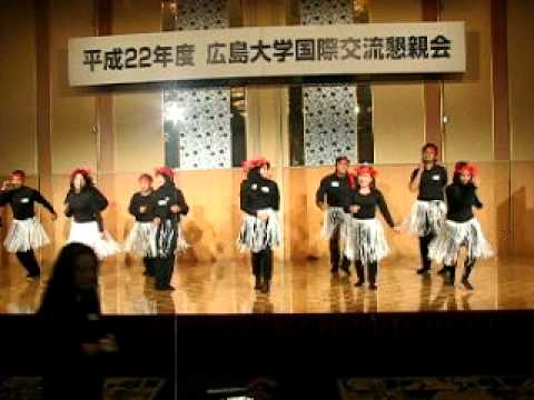 Sajojo dance by PPI Hiro