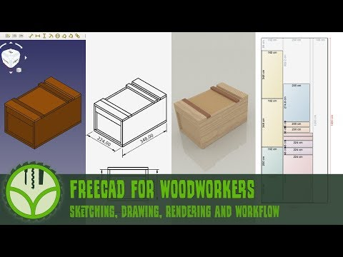 Woodworking With FreeCAD