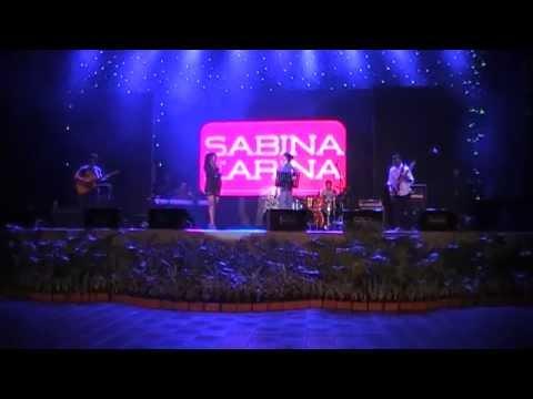 Sabina Karina Jakarta Fair 2015