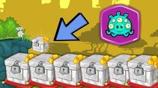 Bad Piggies MARBLE CRATE! BadPiggies Плохие поросята Мраморный ящик 2.3.1