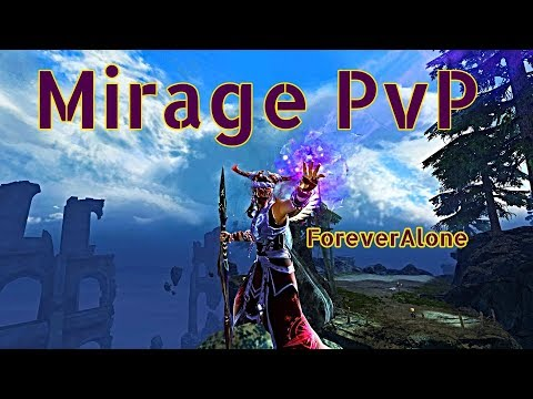 Guild Wars 2 - Cancer Mirage PvP #IAmBad thumbnail
