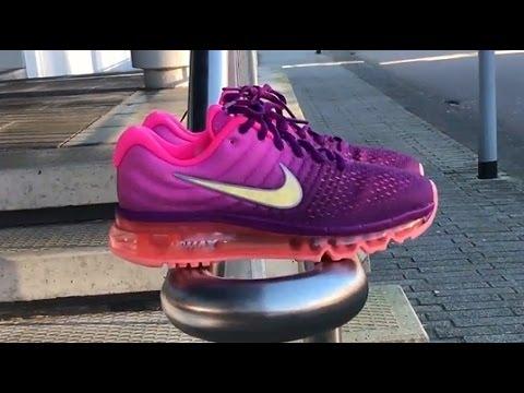 Nike Air Max 2017 849560-502  c4f05ebb3