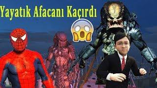 Video Örümcek Adam Yaratıktan Afacanı Kurtara Bilecek mi !!! - Süper Kahramanlar Çizgi Film İzle #23 download MP3, 3GP, MP4, WEBM, AVI, FLV November 2017