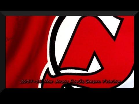 2017-18 New Jersey Devils Season Preview