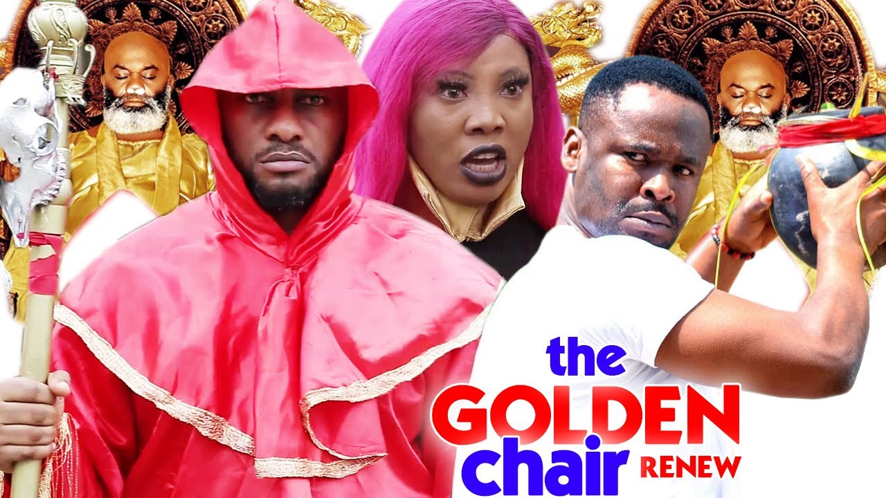 Download THE GOLDEN CHAIR (RENEW - SEASON 6) Yul Edochie New Latest Trending Nollywood Nigeria Movie 2021